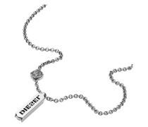 Halskette Militaria aus Edelstahl