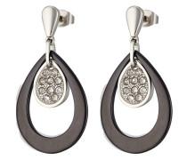 Ohrhänger aus Edelstahl & Keramik