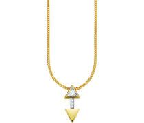 Halskette Holy aus Sterling Silber