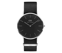 Herrenuhr Classic Black DW00100149