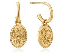 Ohrhänger Nika Mini Hoop Earring 925er Silber