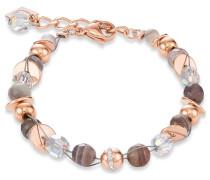 Armband Edelstahl Swarovski-Kristall