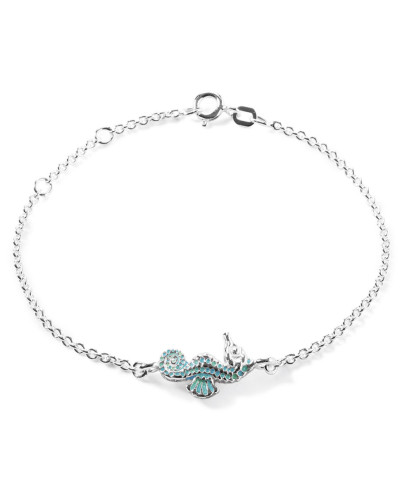 Armband Sealife aus 925 Sterling Silber