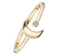 Ring aus Sterling Silber mit Zirkonia