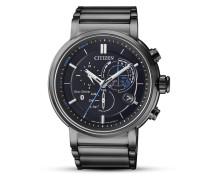 Hybrid-Smartwatch Eco-Drive BZ1006-82E
