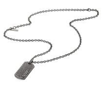 Halskette Lizard aus Edelstahl