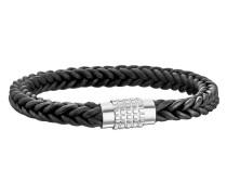 Armband Cane aus Leder & Edelstahl