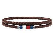 Armband Casual Core aus Leder & Edelstahl