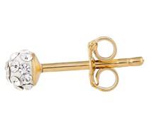 Ohrstecker aus 585 Gold mit Swarovski-Elementen
