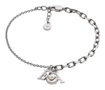 Armband aus 925 Sterling Silber & Perlmutt