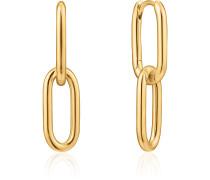 Ohrhänger Cable Link 925er Silber