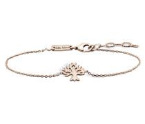 Armband aus rosévergoldetem 925 Sterling Silber