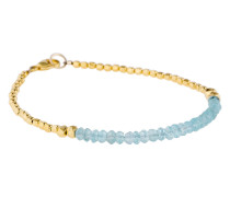 Armband 925 Sterling Silber-Aquamarin