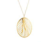 Halskette Charlotte vergoldet