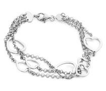 Armband 'Herz' aus 925 Sterling Silber