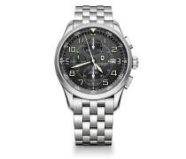 Schweizer Automatikchronograph Airboss Mechanical 241620