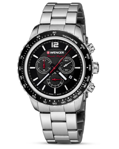 Schweizer Chronograph Roadster Black Night 01.0853.107