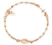 D-Armband 925er Silber 15 Perle