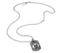 Halskette Renegade aus Edelstahl
