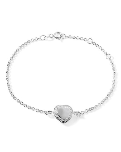 Armband Love aus 925 Sterling Silber