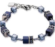 Armband aus Edelstahl mit Zirkonia