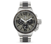 Chronograph Canteen Style Bracelet CB203