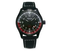 Schweizer Uhr Startimer Pilot GMT AL-247BR4FBS6