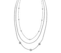 Halskette Rainbow aus Edelstahl