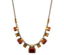 Halskette Aztec mit Swarovski-Steinen