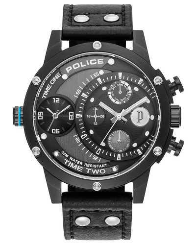 Police Herren-Uhren Analog Quarz