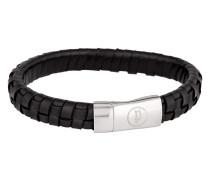 Armband Connector aus Leder & Edelstahl
