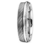 Ring Feather aus 925 Sterling Silber -58