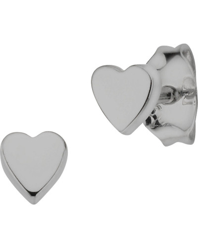 Ohrstecker Love aus Sterling Silber