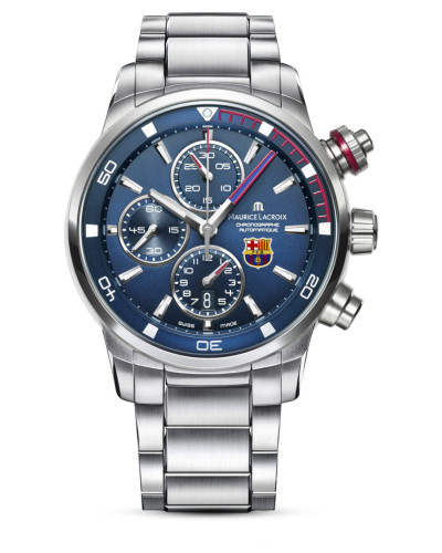 Schweizer Automatikchronograph Pontos S PT6008-SS002-431-1