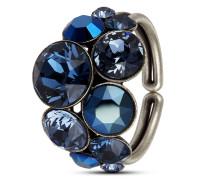 Ring Petit Glamour mit Swarovski-Steinen