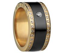 Ring Wasilla aus Edelstahl