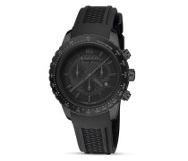 Schweizer Chronograph Roadster Black Night Full Black 01.0853.111