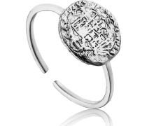 Damenring Emlem Adjustable ring 925er Silber