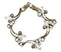 Armband Fiancee mit Swarosvki-Steinen