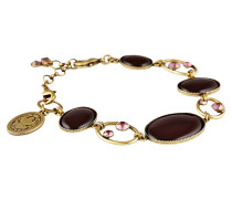 Armband Oval in Concert aus Messing
