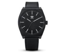 Quarzuhr Process_L1 Z05-756-00 All Black / White