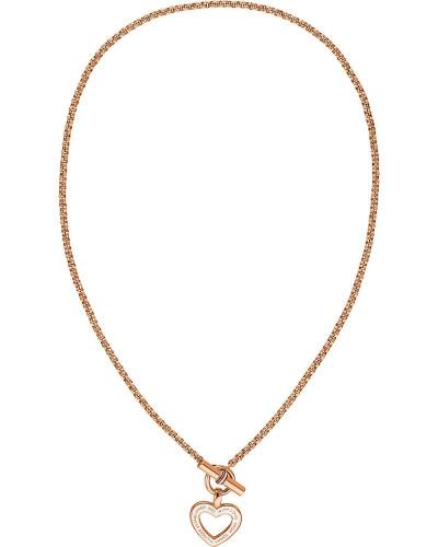 Halskette Classic Signature aus Edelstahl