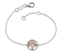 Armband Lebensbaum aus 925 Sterling Silber