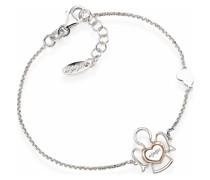 D-Armband 925er Silber