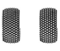 Creolen Pixel aus 925 Sterling Silber