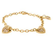 Armband SOGNO gold Edelstahl vergoldet
