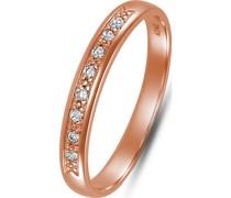 Damenring 8 Diamant