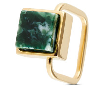 Ring vergoldet-61