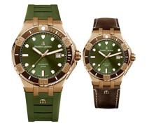 Uhren-Set Aikon Venture Bronze AI6058-BRZ01-630-1