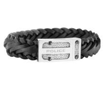 Armband Centaur aus Leder & Edelstahl